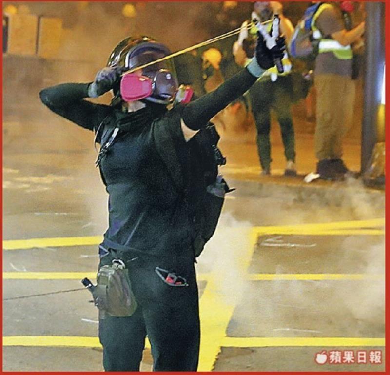 Полиция Гонконга ставит жирную точку в протестах