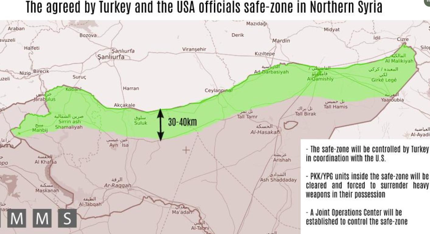 Коалиция убийц дает карт-бланш своим союзникам на севере Сирии 4