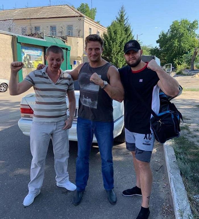 Одесские «куликовцы» вышли на свободу после пяти лет в СИЗО