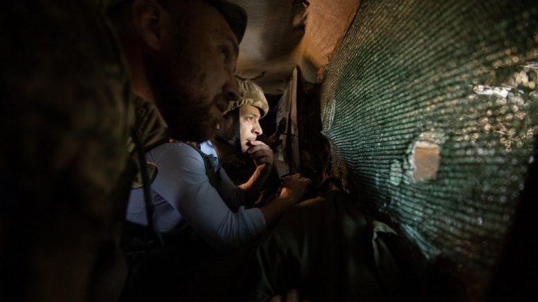 Дилемма для Киева – федерализация или отказ от Донбасса
