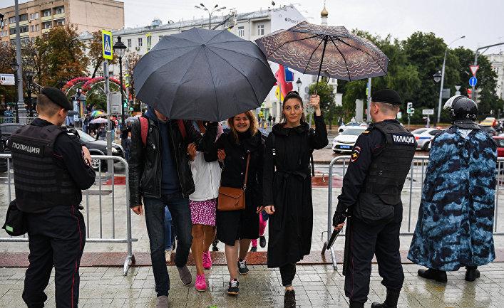 Протесты в Москве: внесем немного ясности (AgoraVox, Франция)