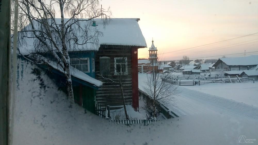 Самая красивая деревня России Кимжа - фото 5