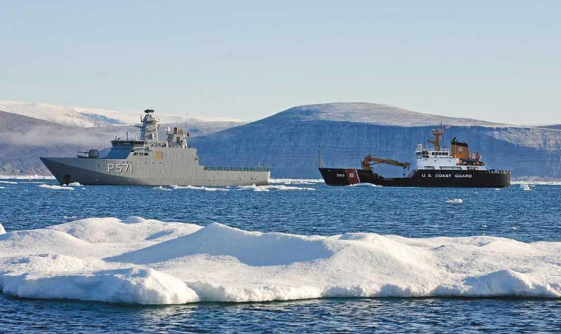 Жаркий холод Арктики