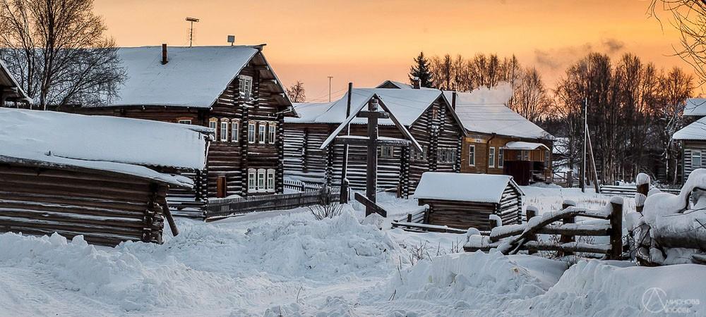 Самая красивая деревня России Кимжа - фото 2