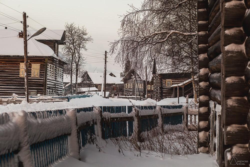 Самая красивая деревня России Кимжа - фото 4