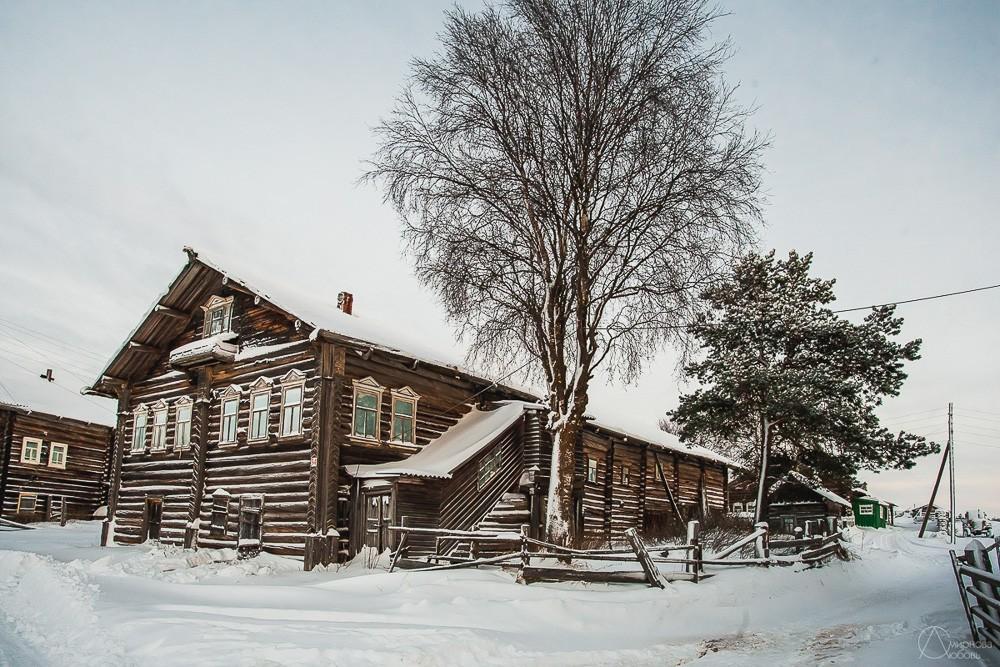 Самая красивая деревня России Кимжа - фото 10