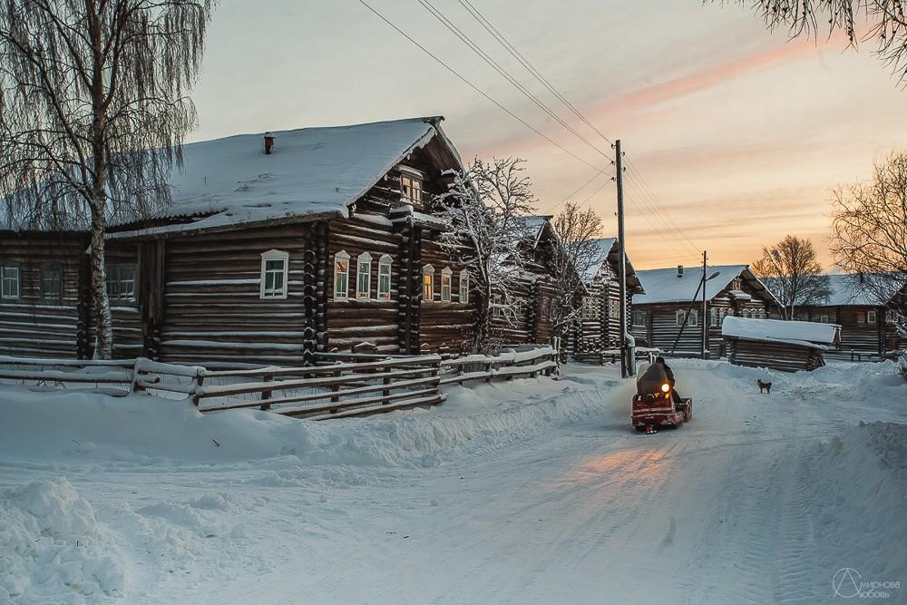 Самая красивая деревня России Кимжа - фото 11