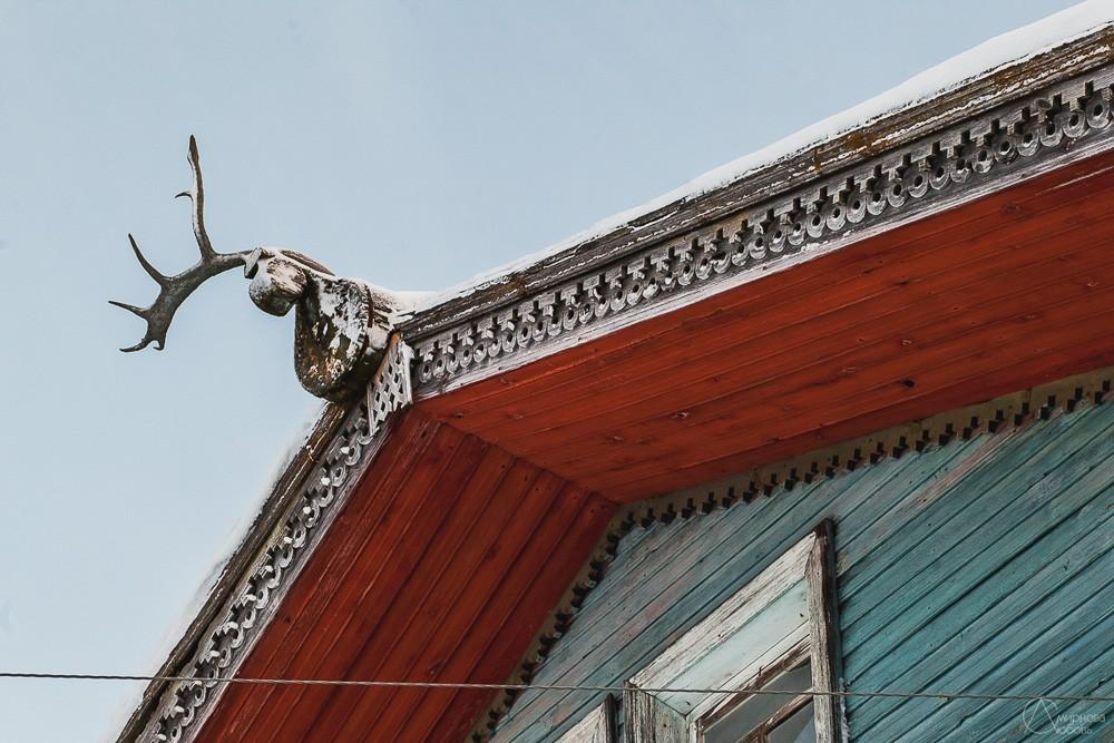 Самая красивая деревня России Кимжа - фото 12