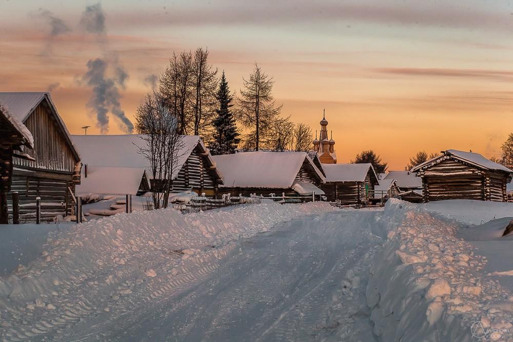 Самая красивая деревня России Кимжа - фото 6