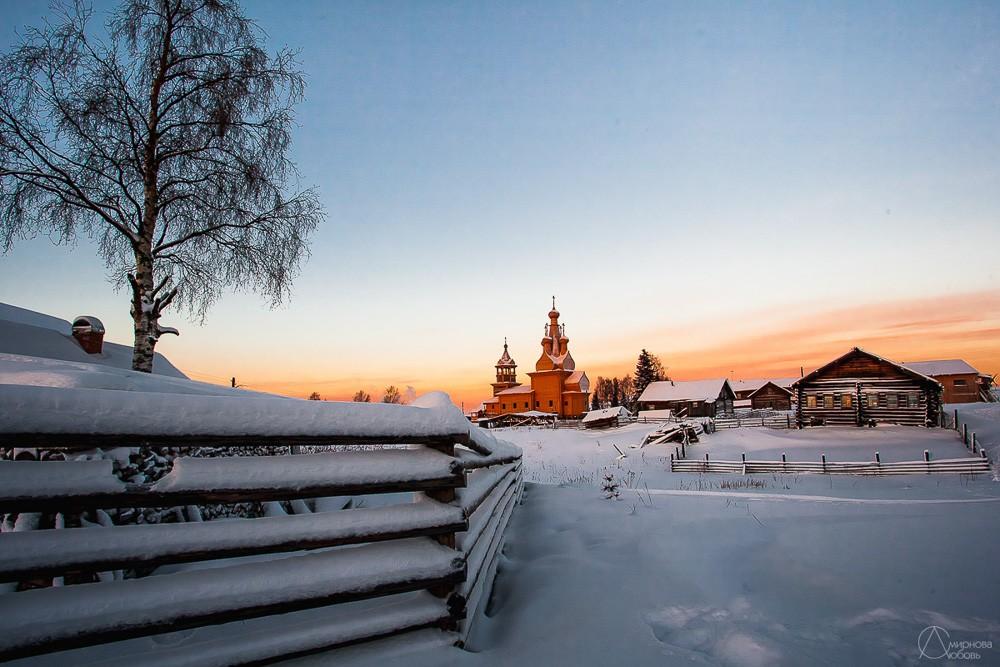 Самая красивая деревня России Кимжа - фото 3