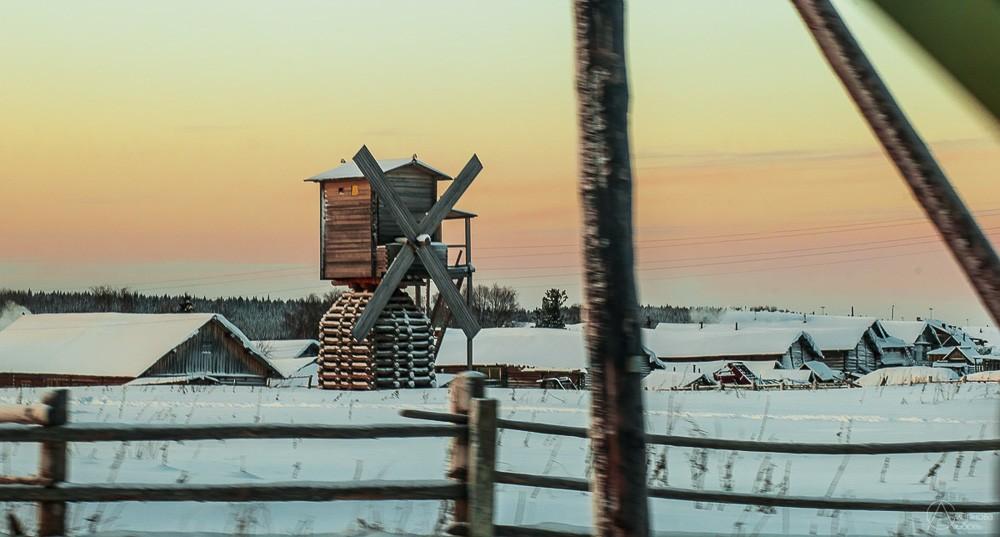 Самая красивая деревня России Кимжа - фото 8