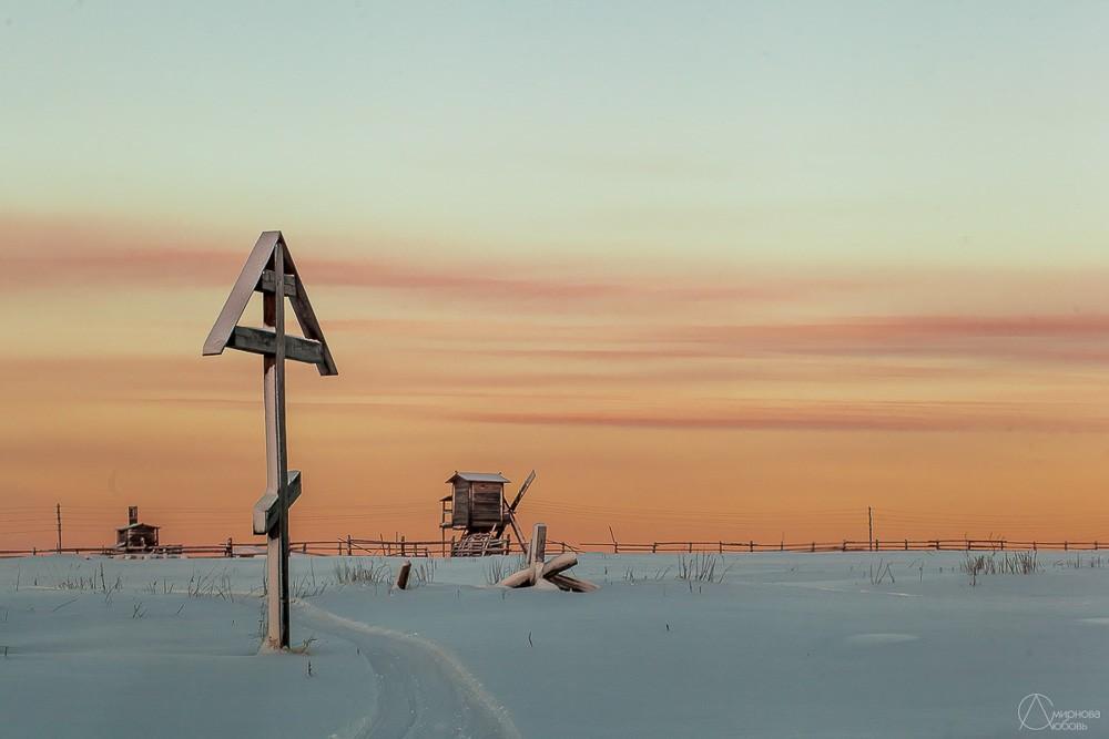 Самая красивая деревня России Кимжа - фото 9