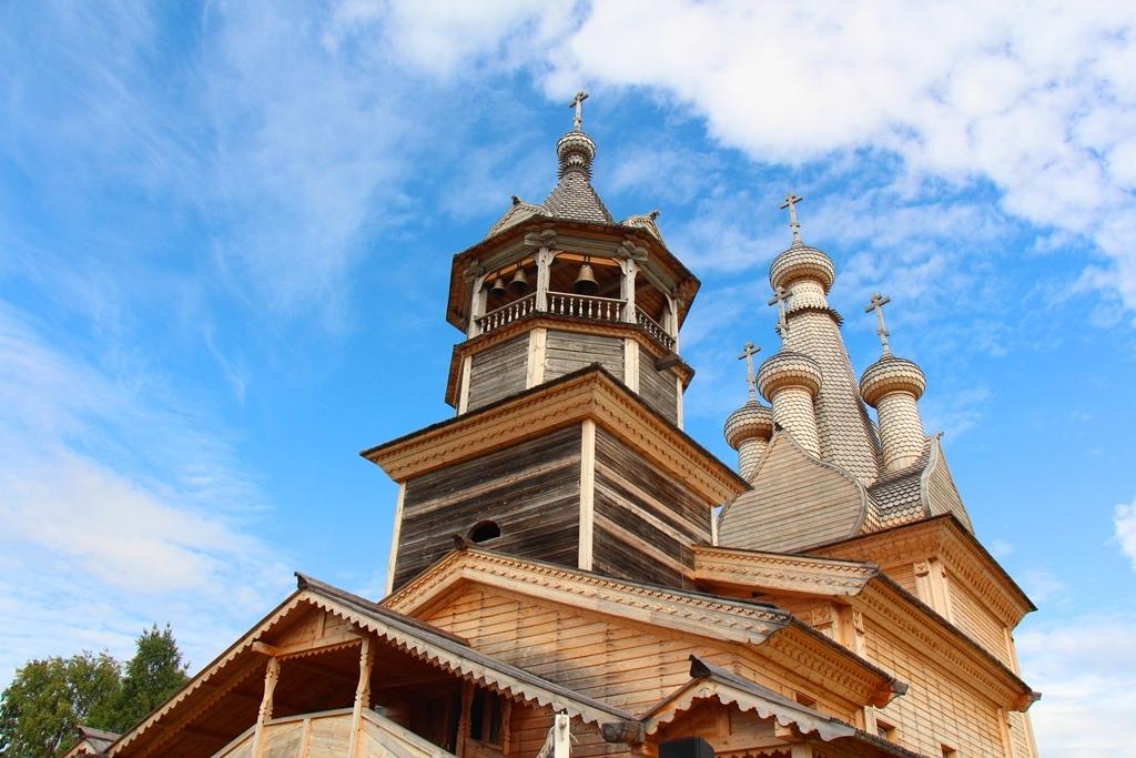 Самая красивая деревня России Кимжа - фото 16