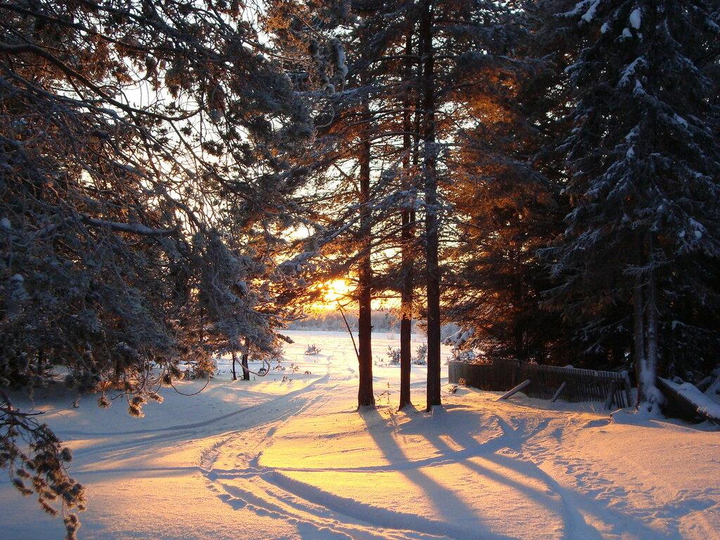 Самая красивая деревня России Кимжа - фото 29
