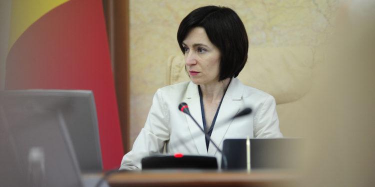 Санду: Россия хочет усилить роль ПСРМ в Молдове