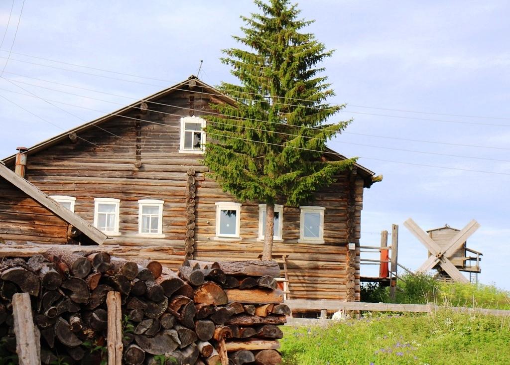 Самая красивая деревня России Кимжа - фото 19