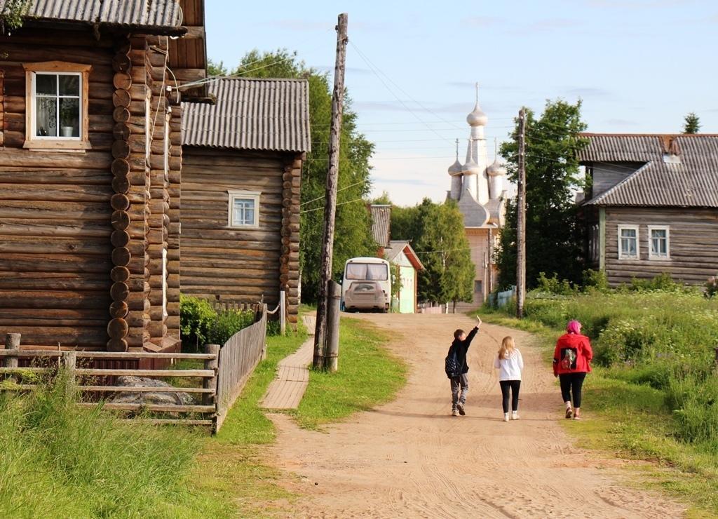 Самая красивая деревня России Кимжа - фото 13