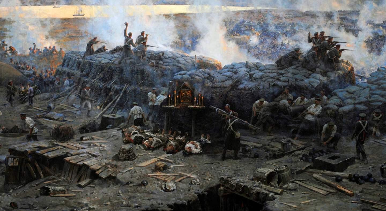 Крымская война: забытый хай-тек русской армии