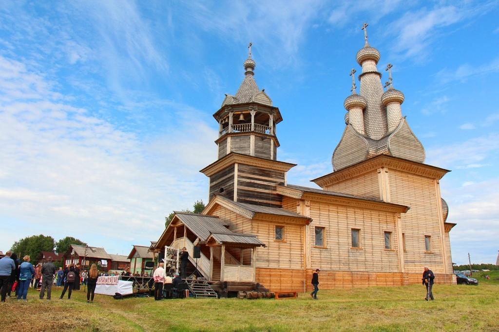Самая красивая деревня России Кимжа - фото 14
