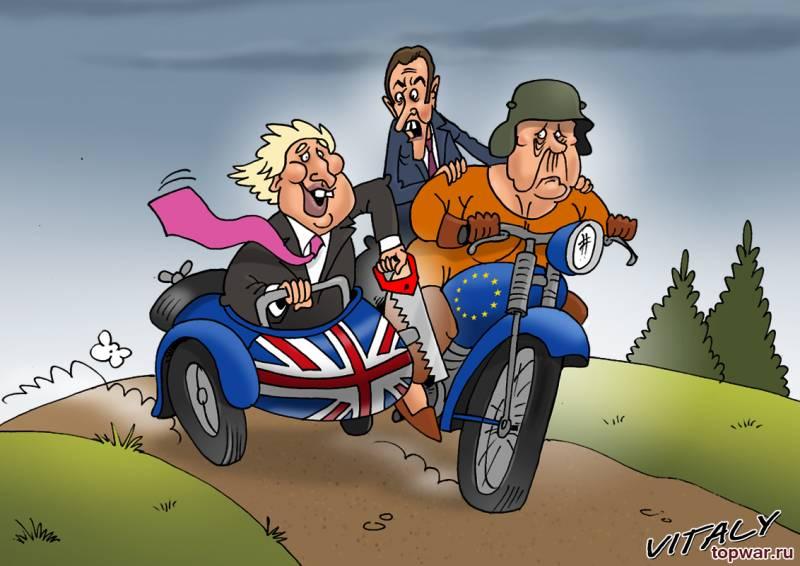 Сохранится ли Европейский союз в 2020 году?