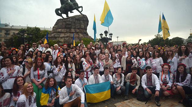 Измена идеалам украинства