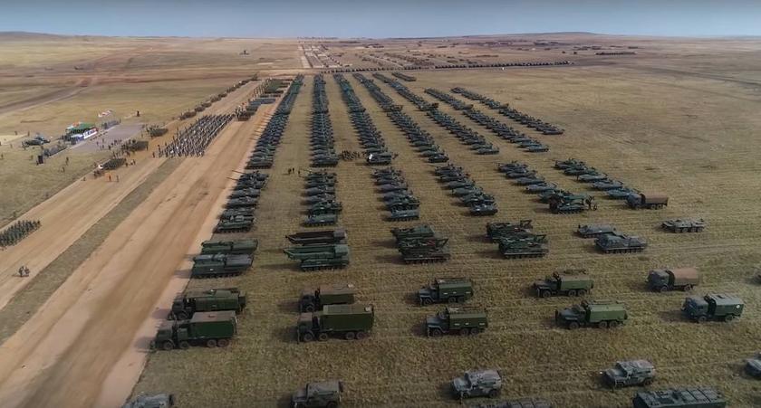 Страшный сон Бжезинского: Евразия вышла на учения одним войском 2