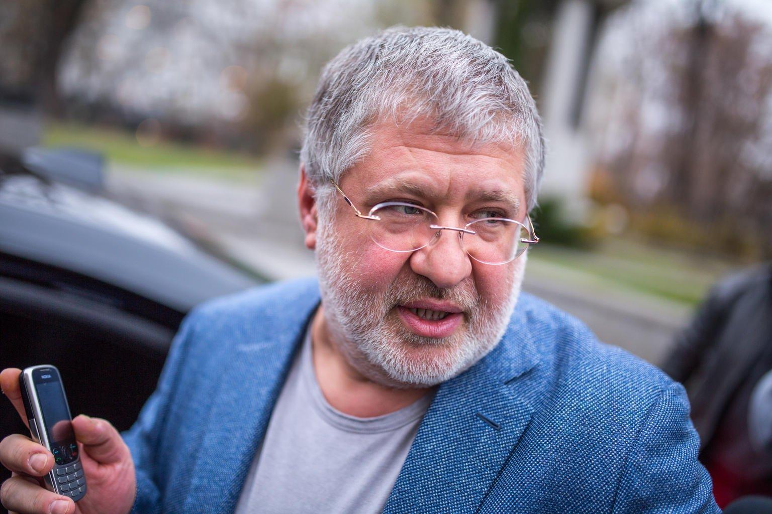 Конфликт в Донбассе и план Коломойского