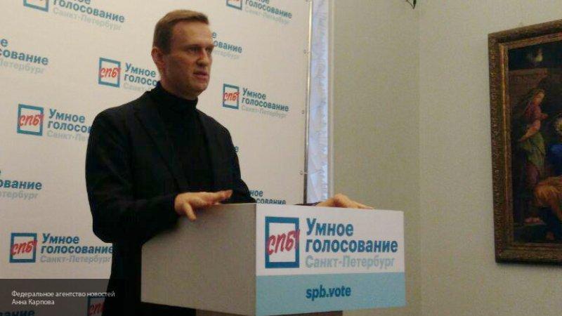 Вау, удивительно! УГ Навального нарушает закон!