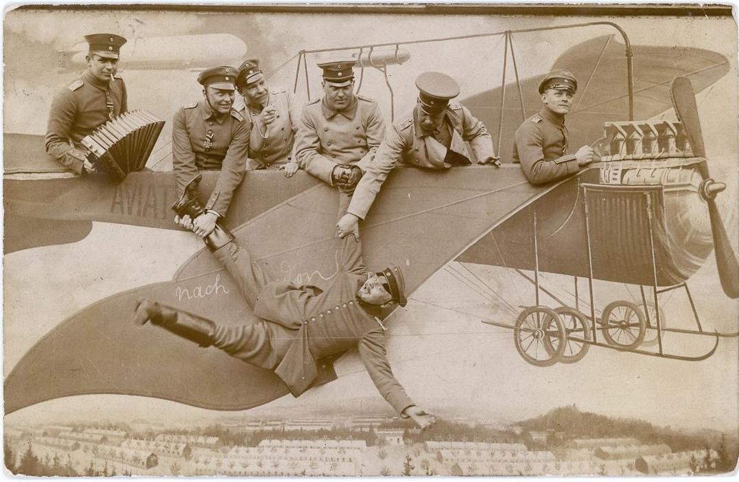 Смешные картинки и фото военных лет