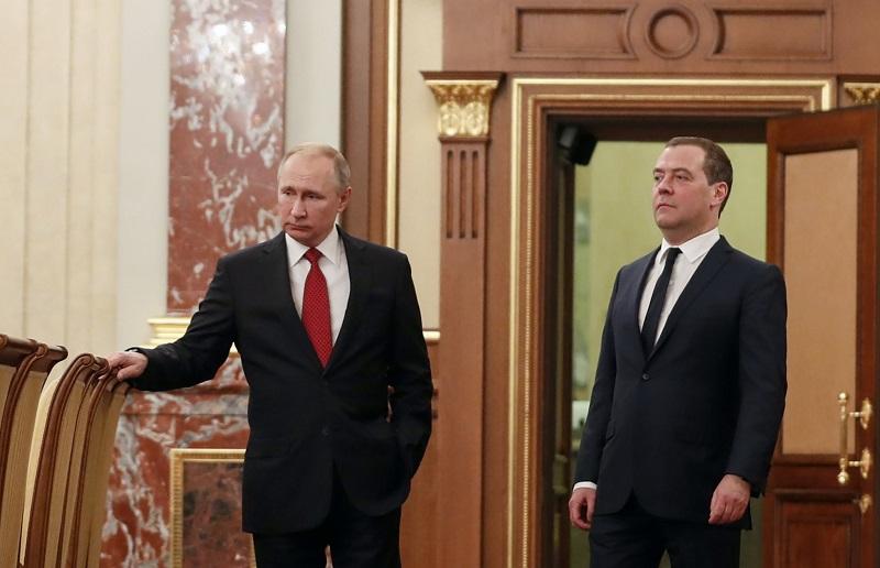 Путин навсегда…