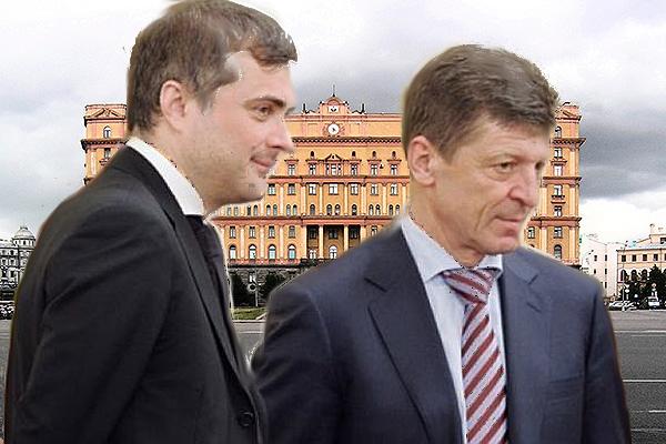 """Про """"уход Суркова"""""""