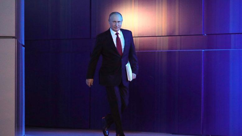 Завоеванная стабильность дает России шанс на развитие