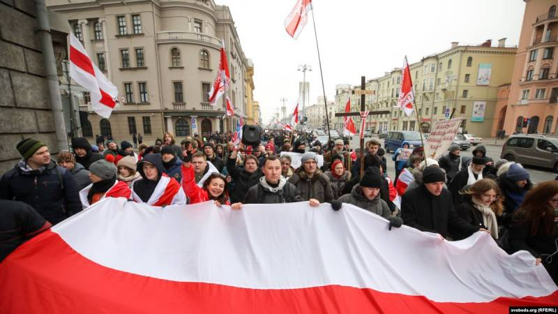Мнение: Минск. Синдром Януковича