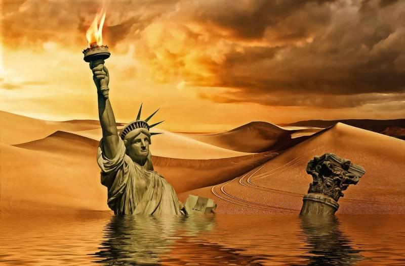 Катастрофа Америки