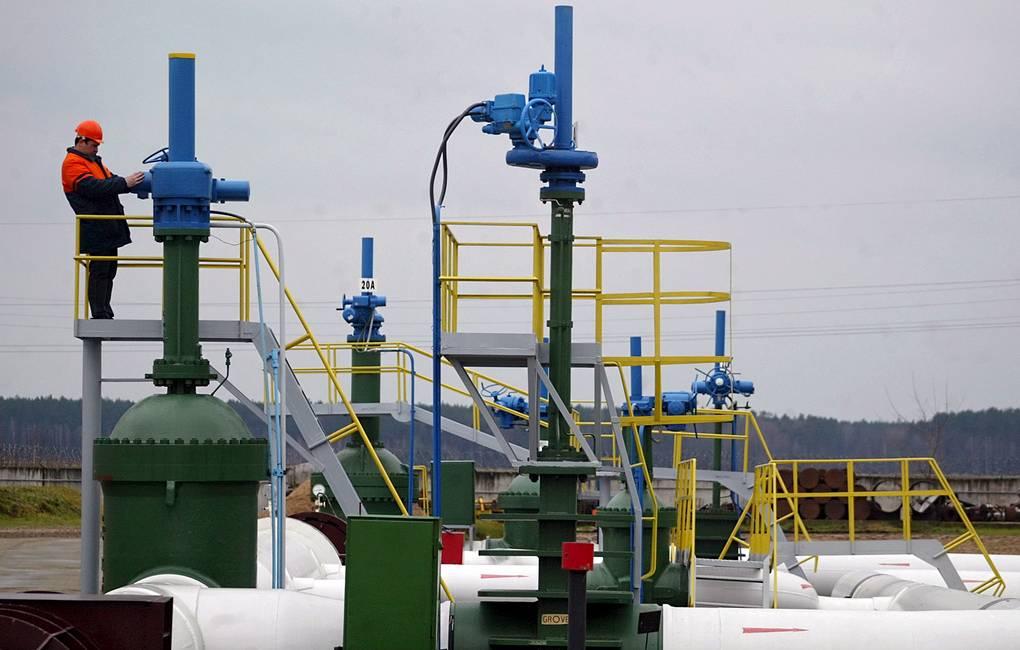 Белоруссия ввела налог на транзит российской нефти по своей территории