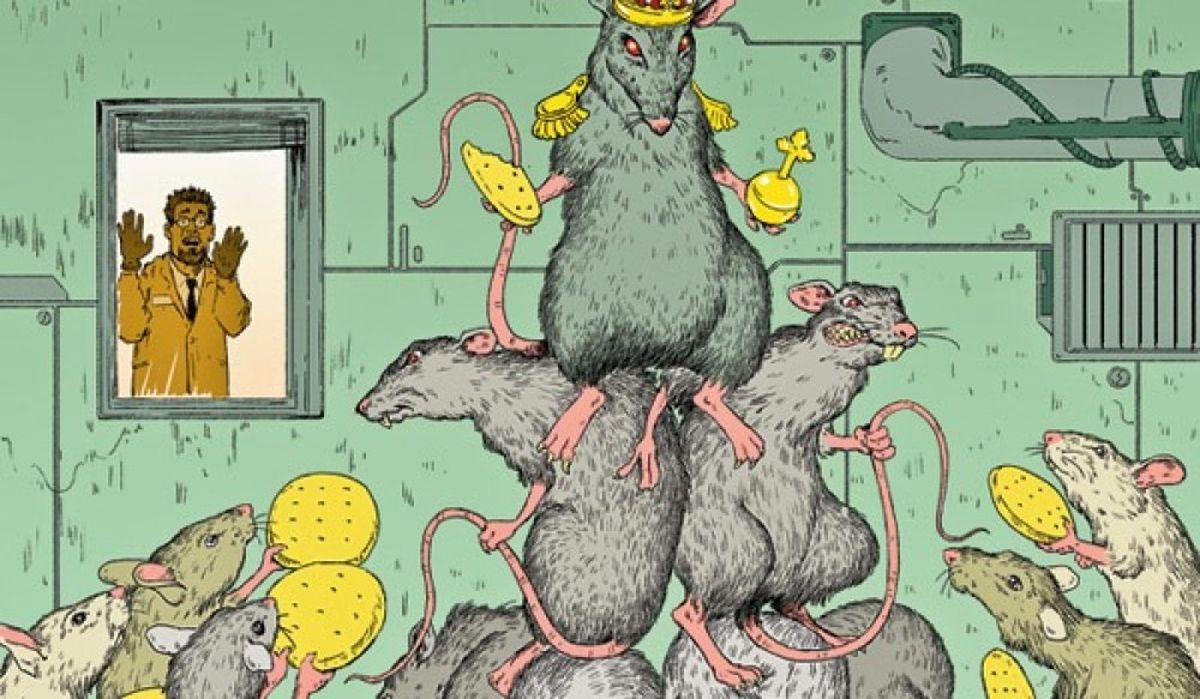 Три главные Крысы украинской политики