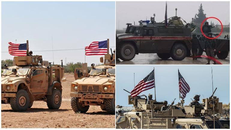 Американские вояки начали блокировать в Сирии