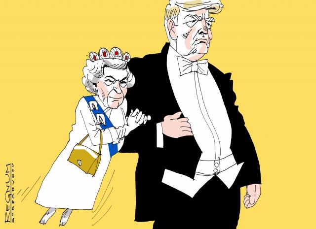 Мастер-класс Трампа, или Как надо проигрывать