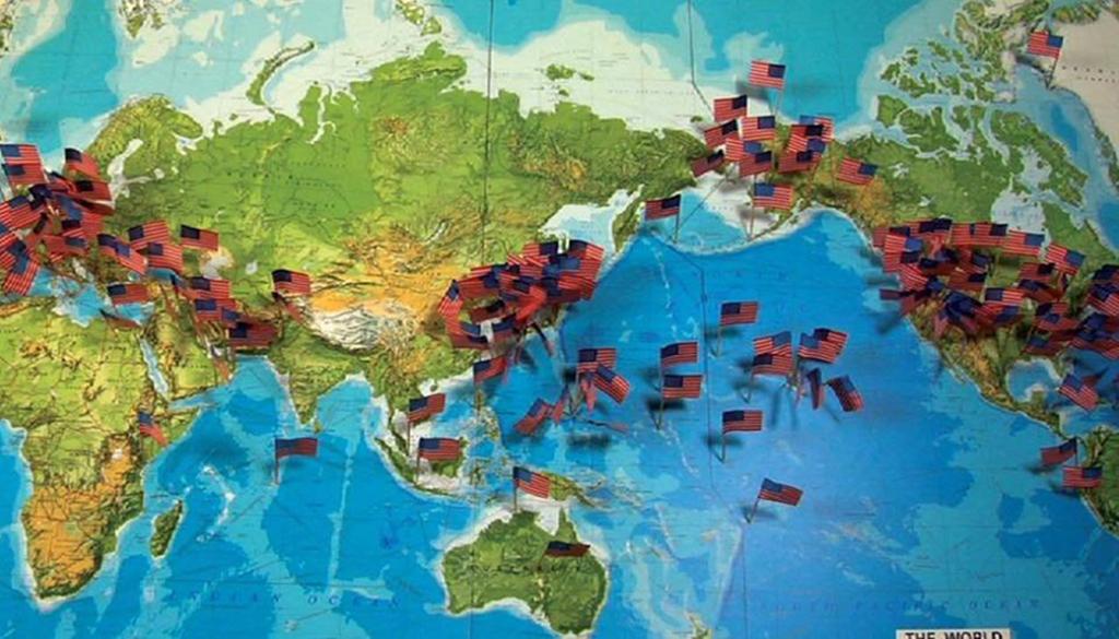 Победа Байдена: что ожидает Россию? США продолжат окружать Россию «стеной» стран…