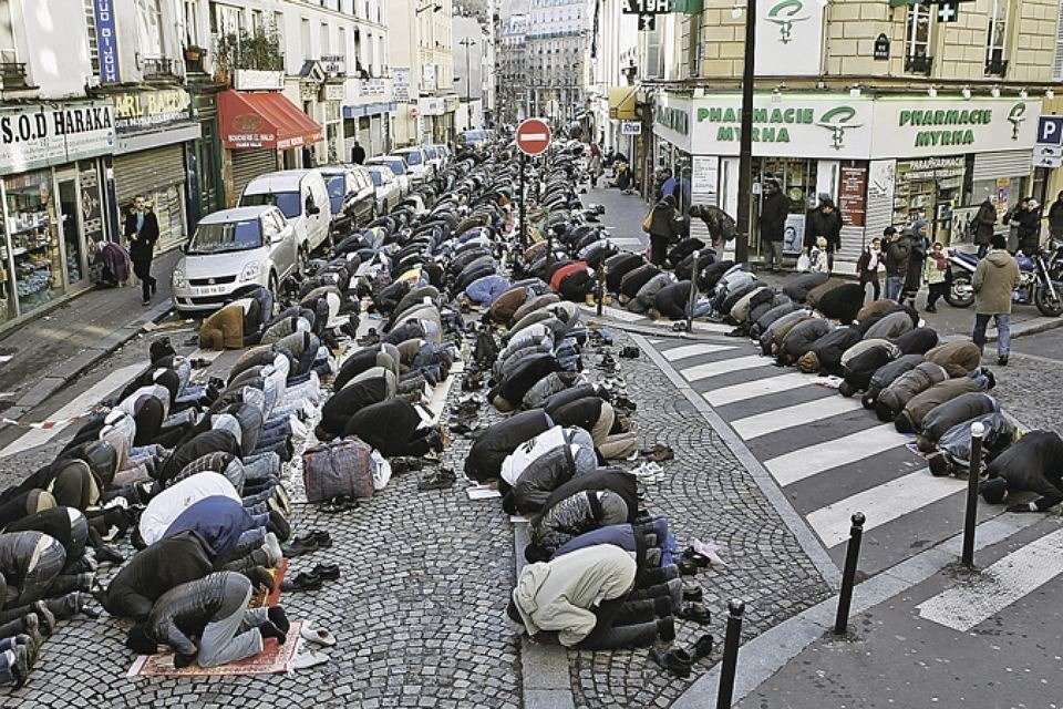 Провал европейского мультикультурализма