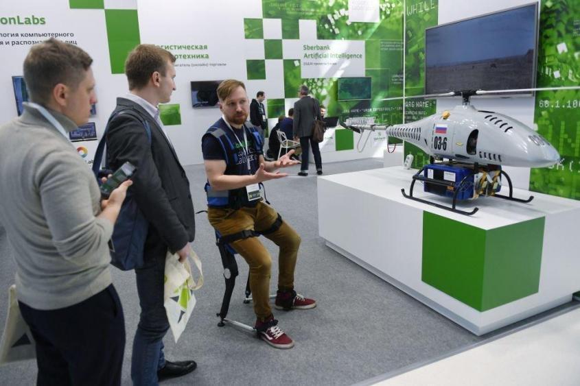 В России представили новый саперный беспилотник «Стрекоза»