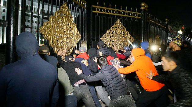 Бишкек, как опровержение теории майданов
