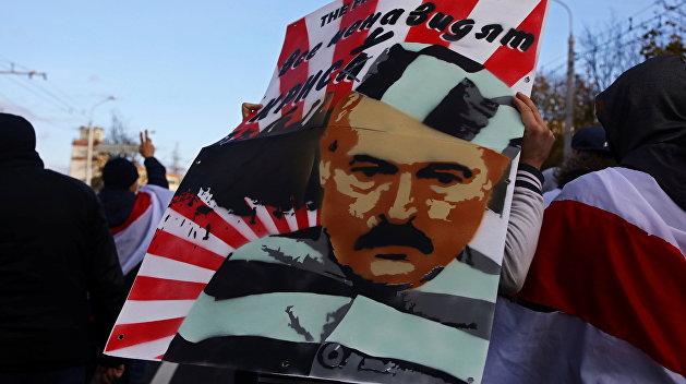 Белорусская оппозиция и её верный Лукашенко