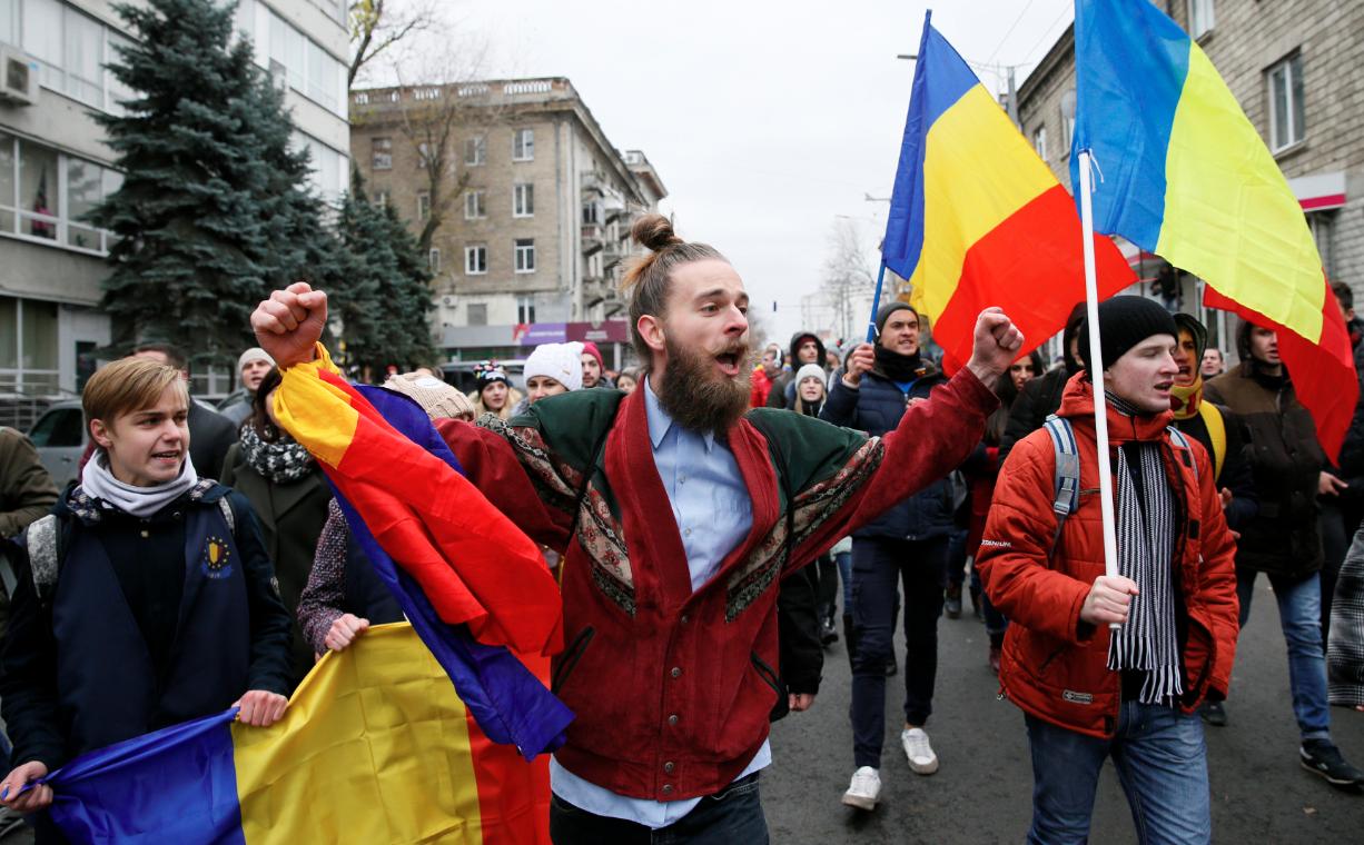 Выборы в Молдавии. Нас ждёт очередной майдан?...