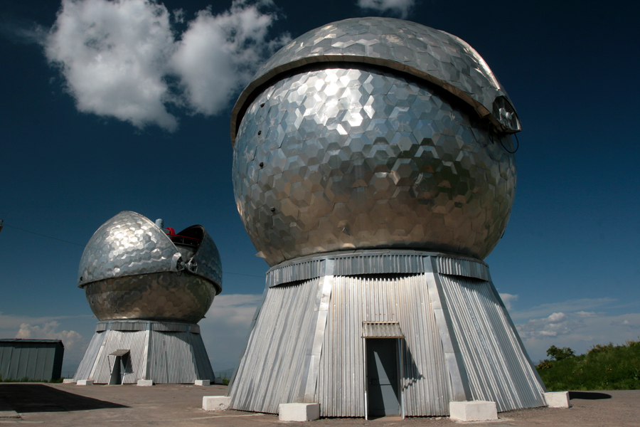 Почему Россия хочет контролировать космос?...