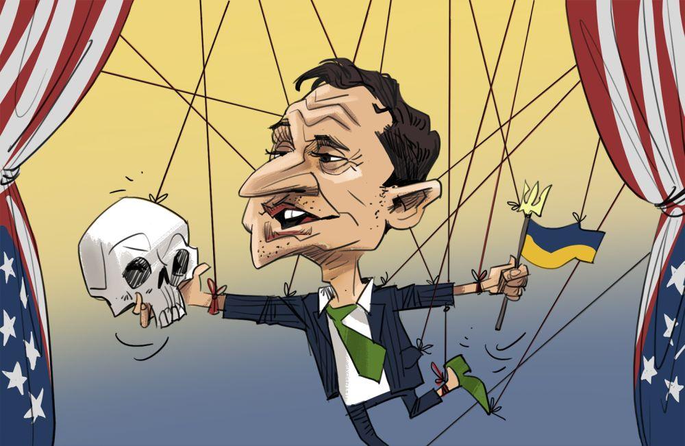 Следующим этапом оккупации Украины будет замещение населения