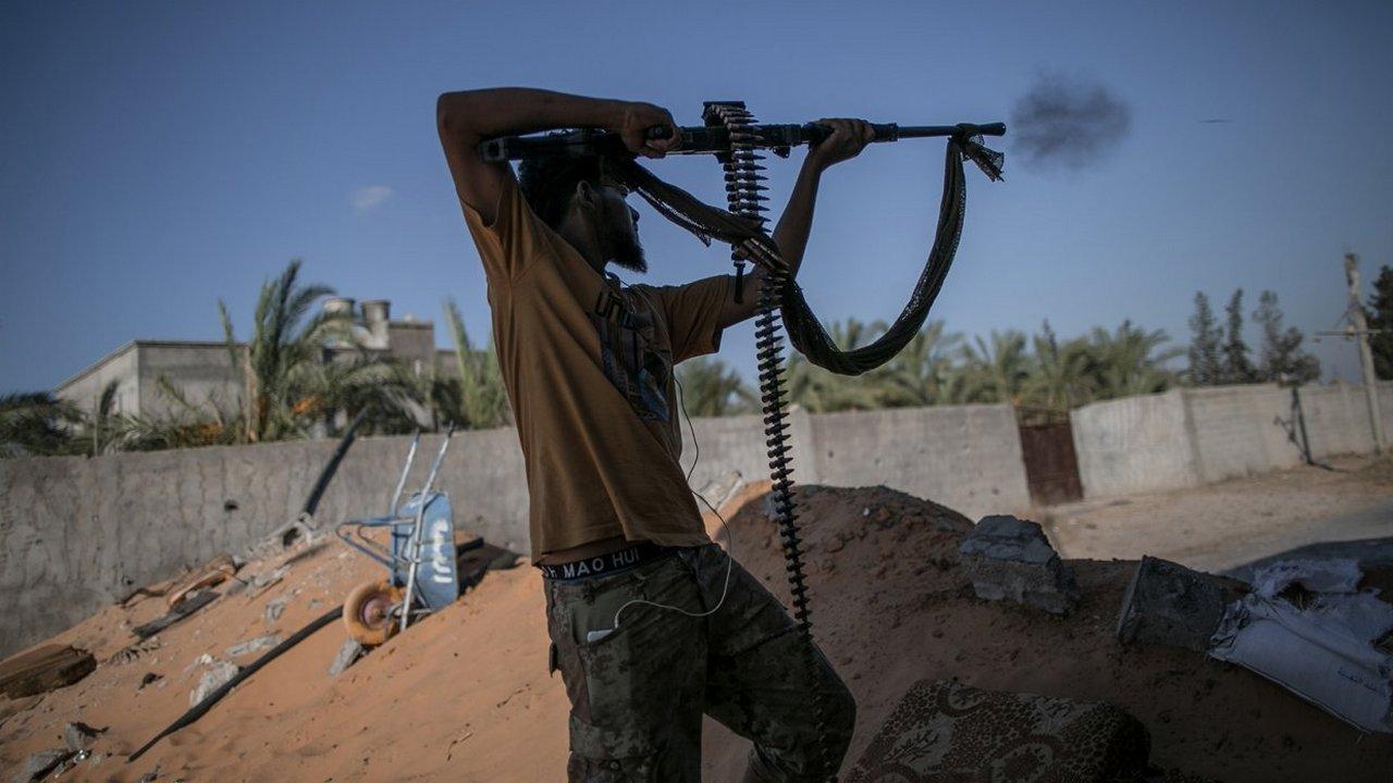 Террористы нелегитимного ПНС выступили против мирного урегулирования ливийского кризиса