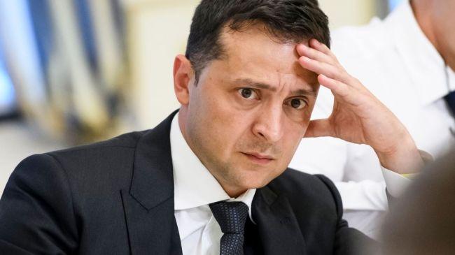 Фиаско Зеленского означает распад Украины