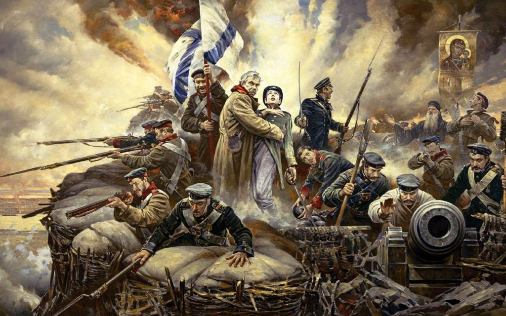 Крымская война: 165 лет назад войска объединенной Европы захватили северную часть Севастополя