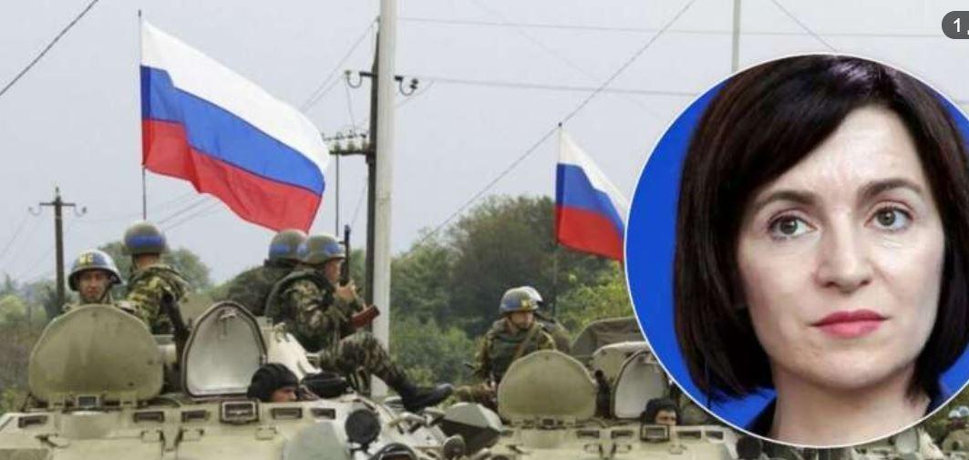 Чем грозит миру вывод российских войск из Приднестровья?...